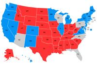 Chuck Todd: A tightening map